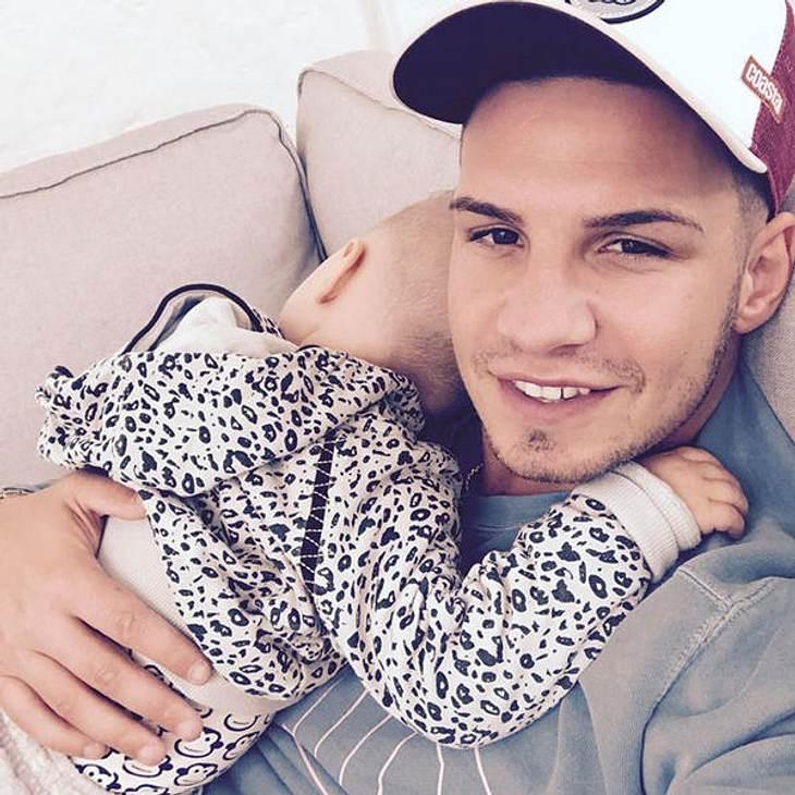 Pietro Lombardi: Süße Baby-News