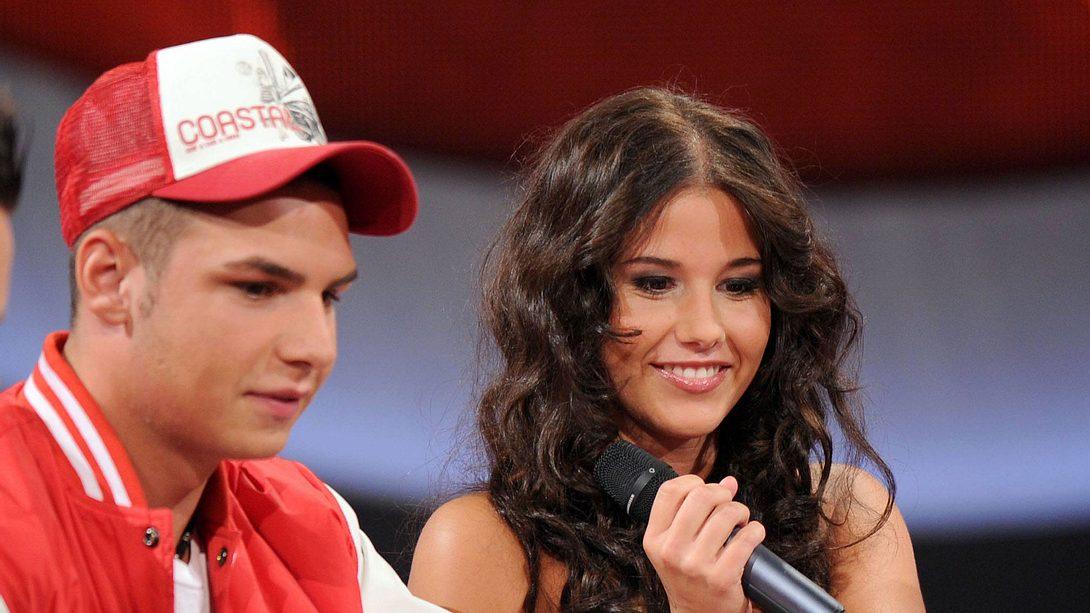 Pietro Lombardi und Sarah Lombardi - Foto: imago