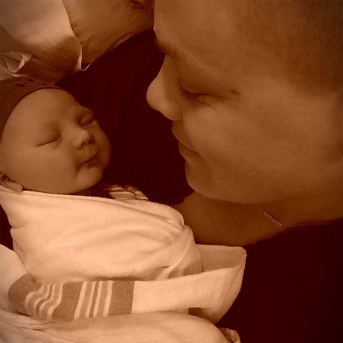 Pink ist zum zweiten Mal Mutter geworden