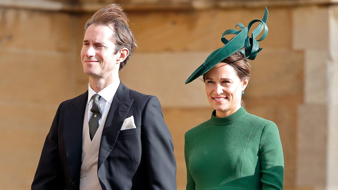 Pippa Middleton und Mann James Matthews