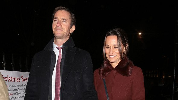 Pippa Middleton und Mann James Matthews - Foto: Getty Images