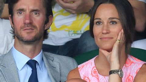 Pippa Middleton James Matthews - Foto: Getty Images