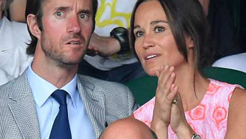 Pippa Middleton James Matthews Paar - Foto: Gettyimages