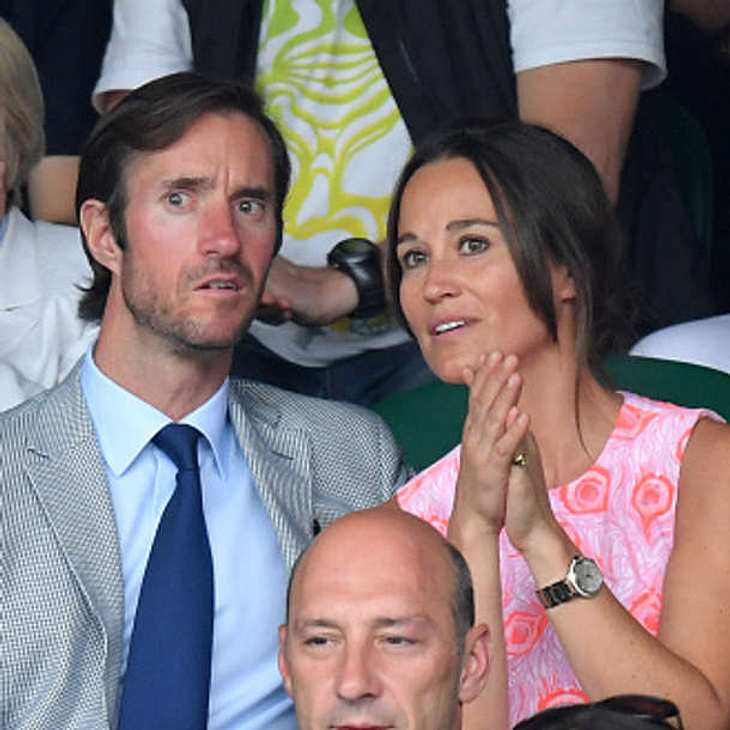Pippa Middleton James Matthews Paar