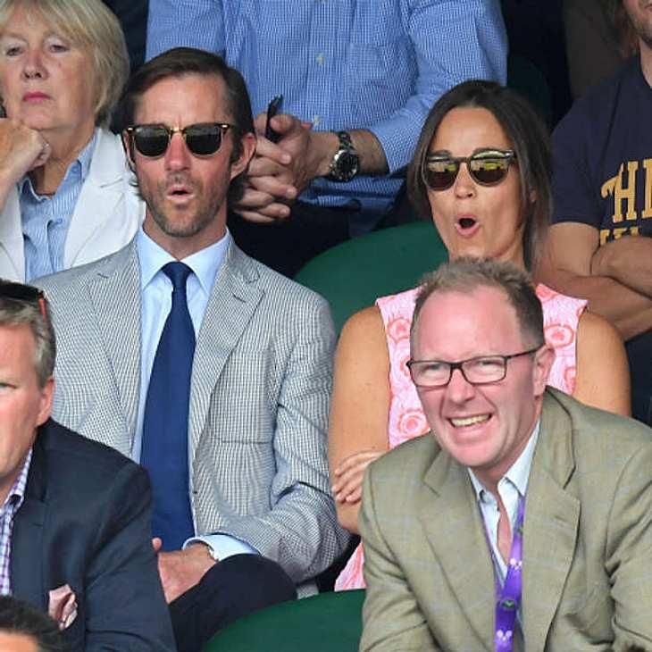 Pippa Middleton James Matthews Paar