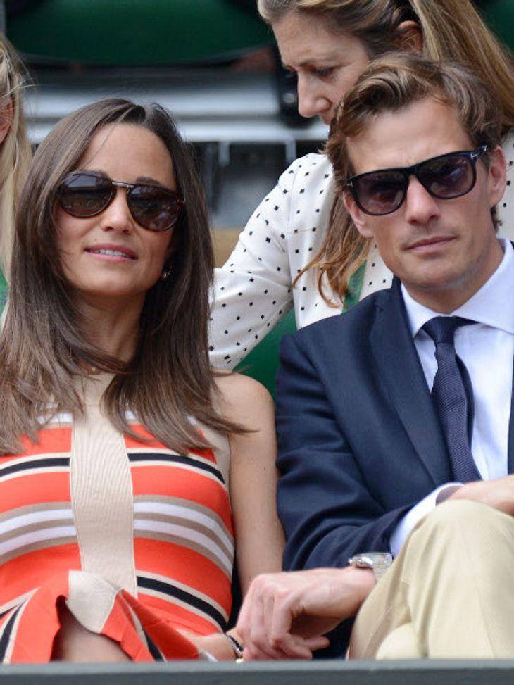 Pippa Middleton ist verlobt