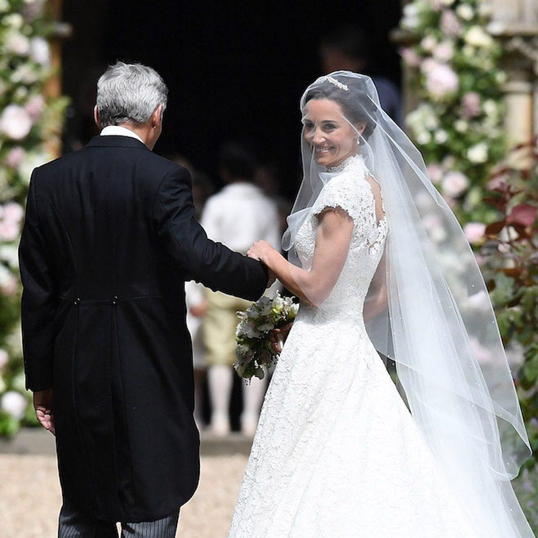 Pippa Middleton: So schön ist ihr Brautkleid