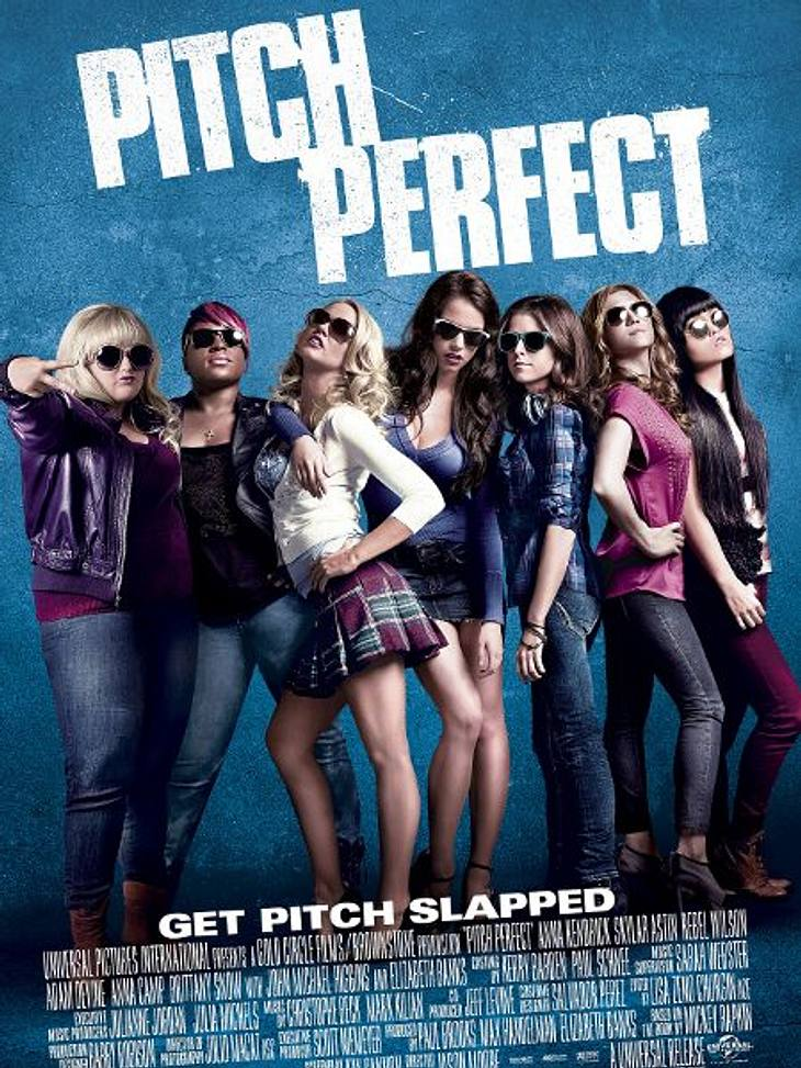 "Ab 20.12. im Kino: ""Pitch Perfect"""