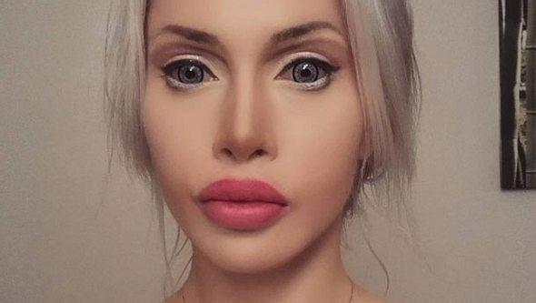 Pixee Fox: So sieht ihr Gesicht ohne Unterspritzungen aus - Foto: instagram / Pixee Fox