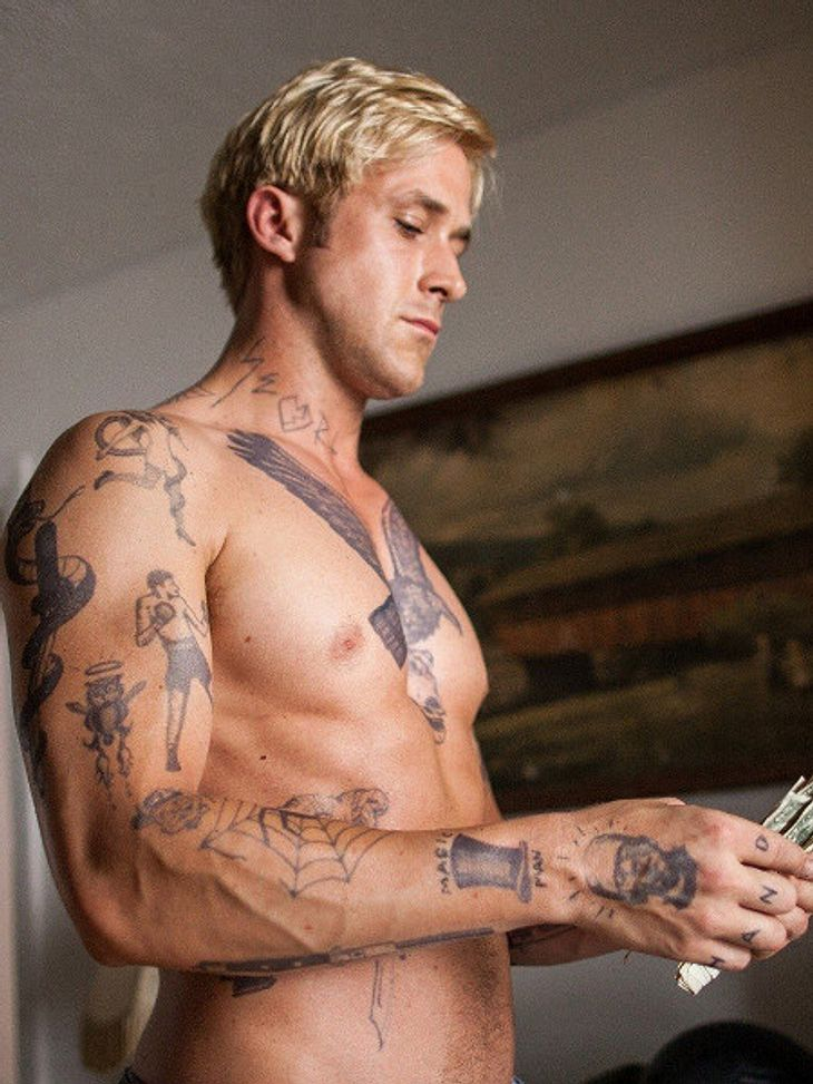 "Den Superhelden-Body hat er schonmal. Hier in ""Place Beyond the Pines"""
