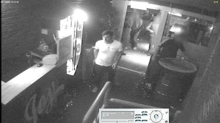 Die Polizei Norderstedt sucht den Täter