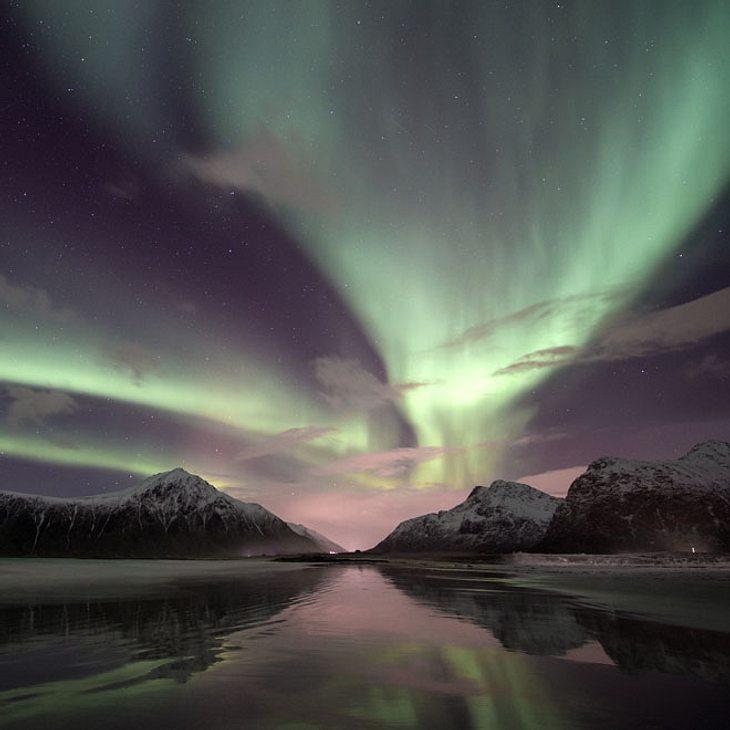 Schon wieder Polarlichter in Deutschland?