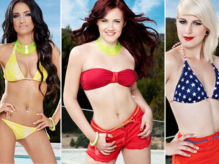 """Sexy Bikini-Shooting mit den """"Popstars""""-KandidatinnenHeiß, heißer, POPSTARS! Die Kandidatinnen der aktuellen """"Popstars""""-Staffel posierten für ein sexy Foto-Shooting vor einer echten Traumkulisse - und zeigten, was sie au"""