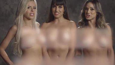 Pornostars Nadia Styles, Mercedes Carrera und Nina Elle nenen 5 Gründe den Film zu hassen