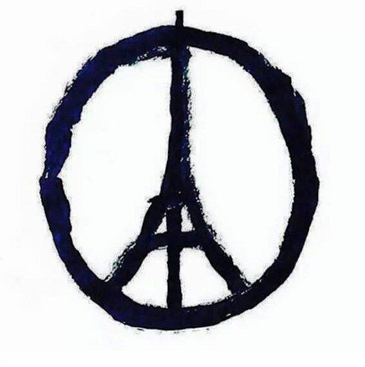 Nach dem Terror von Paris: So erschüttert zeigt sich die Welt