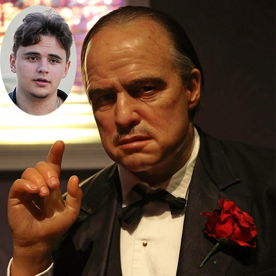 Prince Michael Jackson: Der Pate Marlon Brando soll sein biologischer Vater sein?