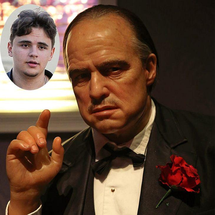 """Prince Michael Jackson: """"Der Pate"""" Marlon Brando soll sein biologischer Vater sein?"""