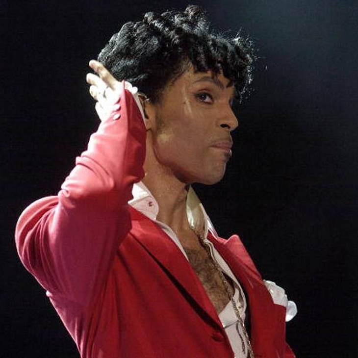 Sänger Prince Tod Stars trauern