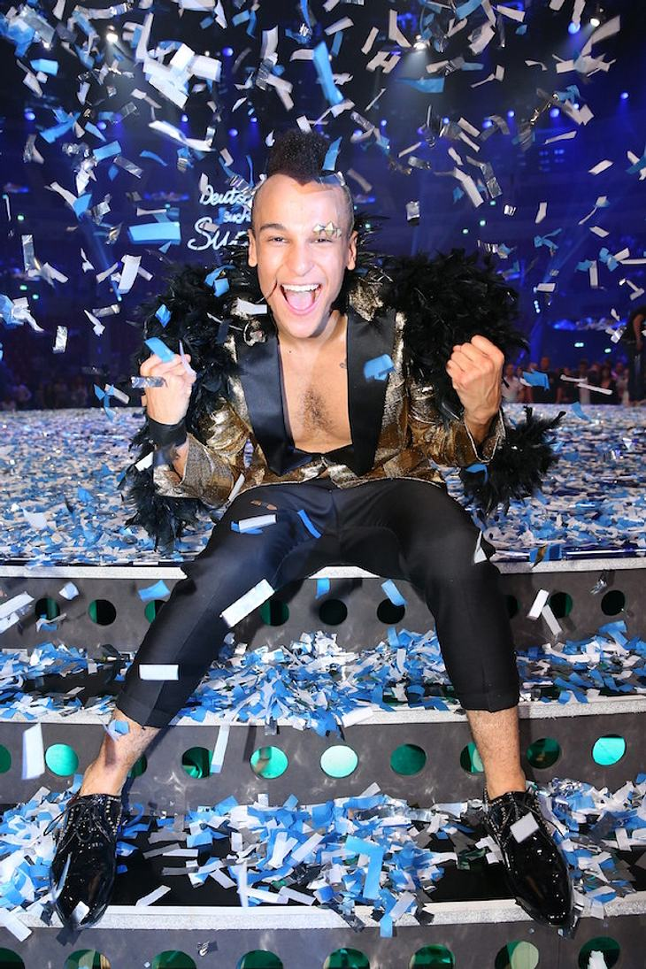 DSDS 2016: Prince Damien gewinnt mit großer Mehrheit
