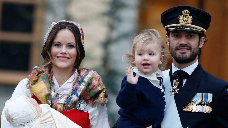 Prinz Carl Philip Kinder
