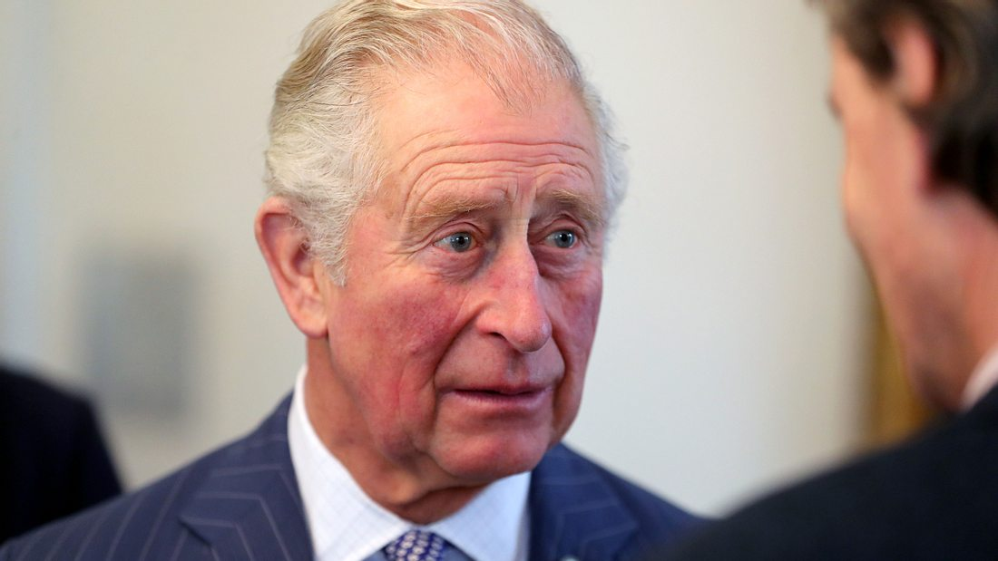 Prinz Charles: Große Sorge!
