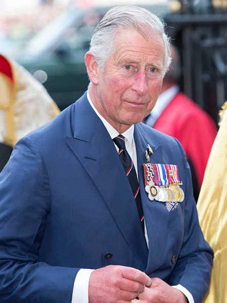 Geplanter Anschlag auf Prinz Charles - Polizei nimmt 6 Männer fest!