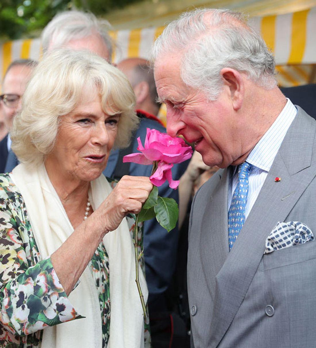 Prinz Charles & Camilla: Jetzt sprechen sie Klartext!