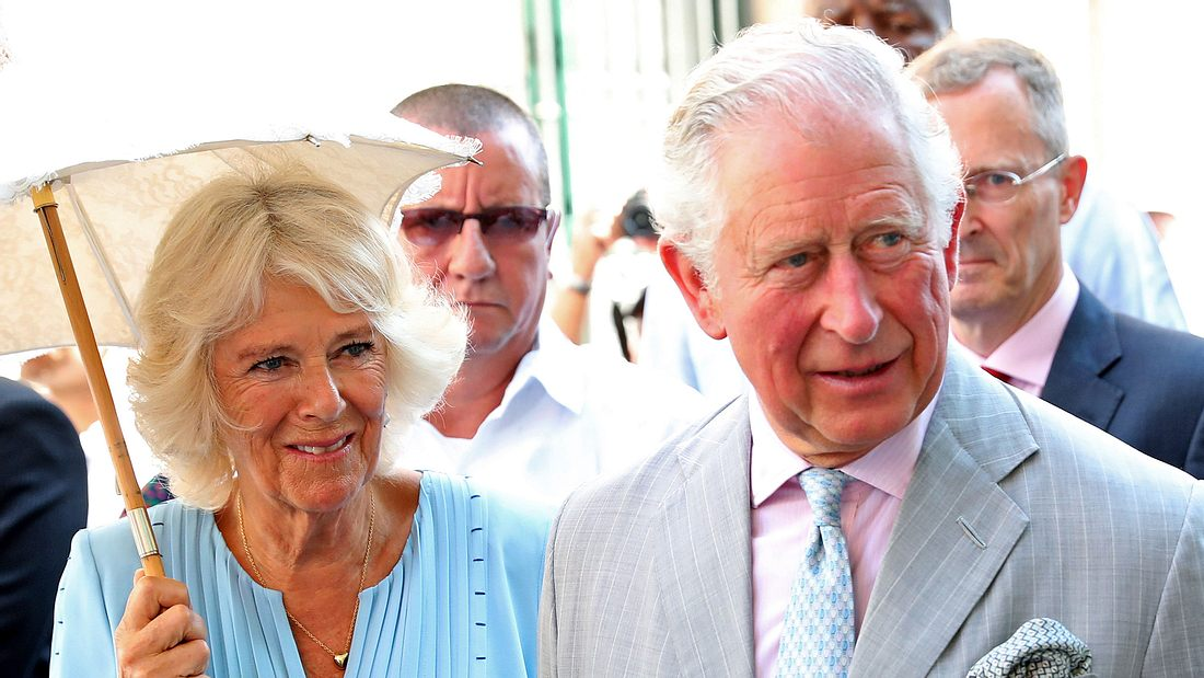 Prinz Charles Camilla