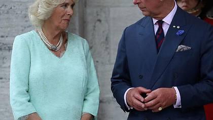 Unfassbares Ultimatum für Herzogin Camilla