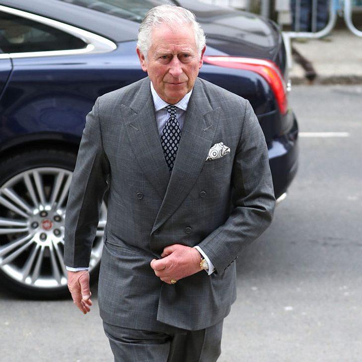 Prinz Charles: Schock-Diagnose!
