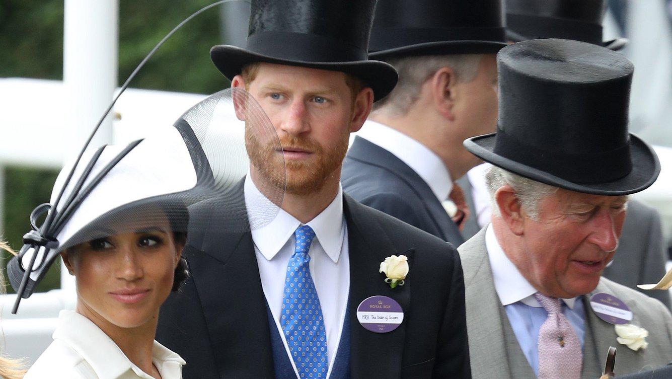 Herzogin Meghan, Prinz Harry, Prinz Charles