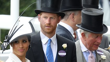 Herzogin Meghan, Prinz Harry, Prinz Charles - Foto: Chris Jackson/Getty Images