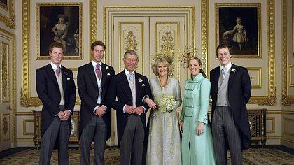 Prinz Charles und Herzogin Camilla haben vier Kindern - Foto: Getty Images