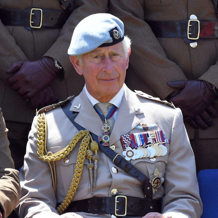 Prinz Charles kämpft um den Thron
