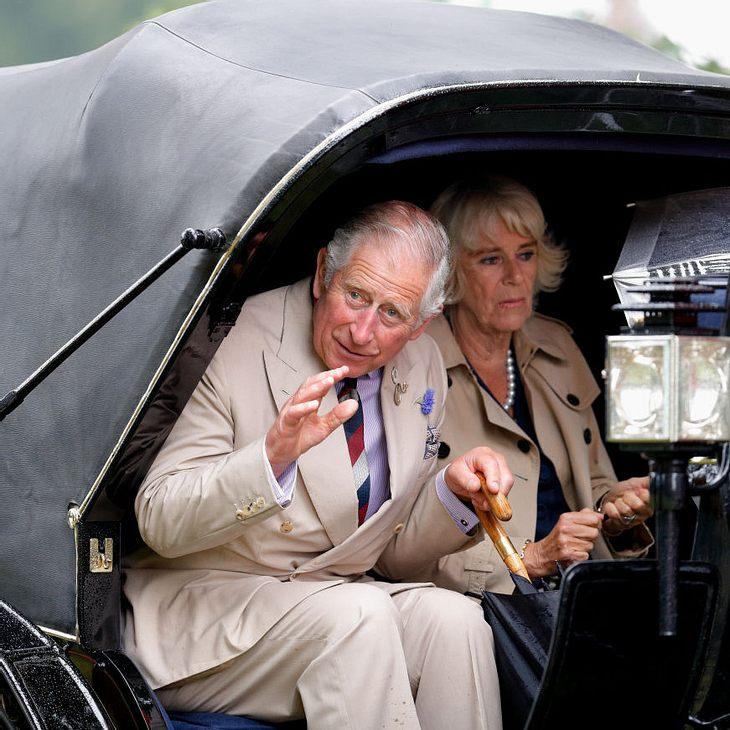 Wird Prinz Charles nun auch noch Camilla verlieren?