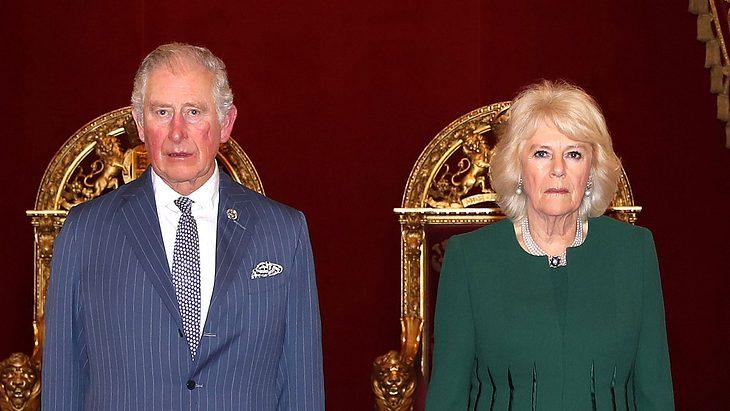 Prinz Charles & Herzogin Camilla