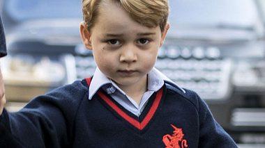 Sollte Prinz George entführt werden? - Foto: Getty Images