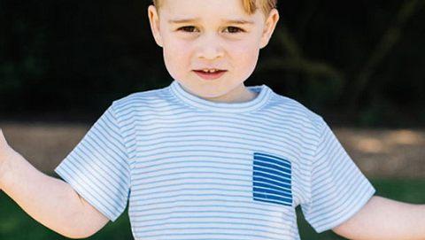 Happy Birthday: Prinz George wird heute 3! - Foto: Instagram/ kensingtonroyal