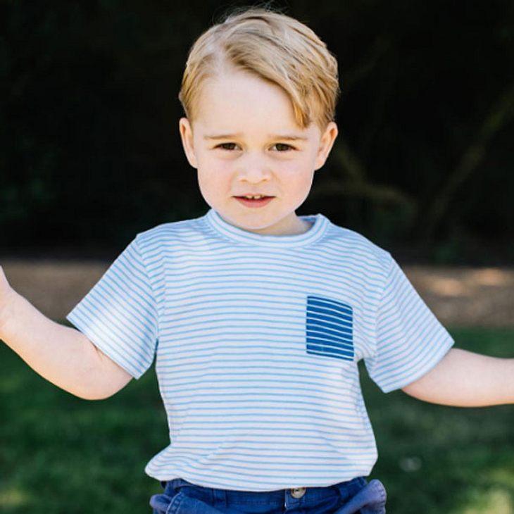Prinz George wird 3!