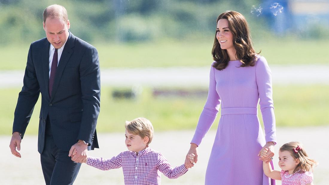 Prinz George wird heute fünf Jahre alt