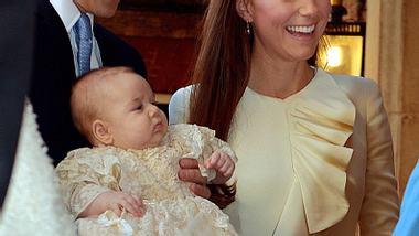 Prinz George bekommt eine Luxus-Karre! - Foto: AFP/Getty Images