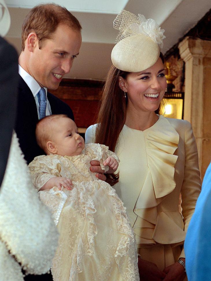 Prinz George bekommt eine Luxus-Karre!