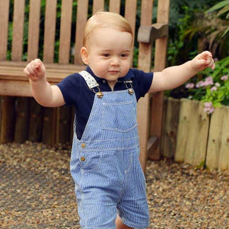 Baby George: Der Mini-Prinz verärgert die Briten!