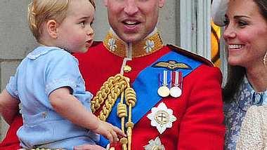 Prinz George hat die Gartenarbeit für sich entdeckt - Foto: WENN.com