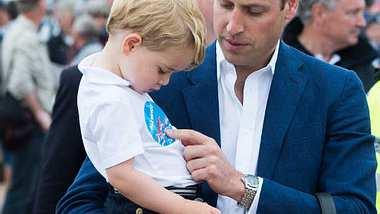Prinz George: Eskaliert seinetwegen der Familienstreit? - Foto: Getty Images