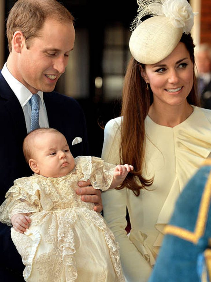 Herzogin Kate feiert heute ihren 32. Geburtstag