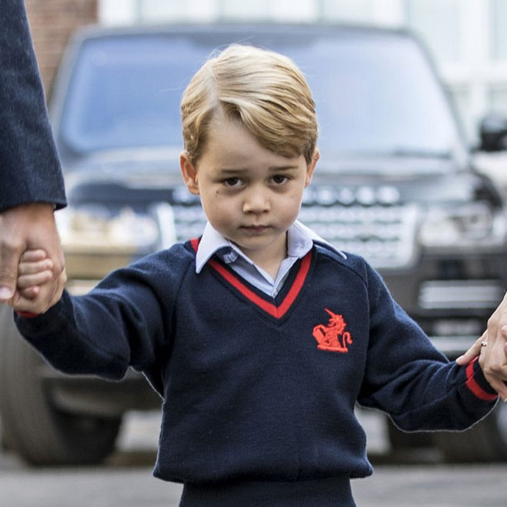 Prinz George sollte von Terroristen entführt werden!