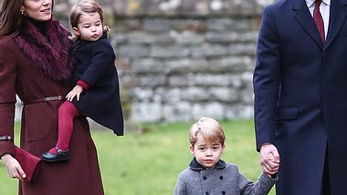 Prinz George stiehlt wieder allen die Show!  - Foto: WENN
