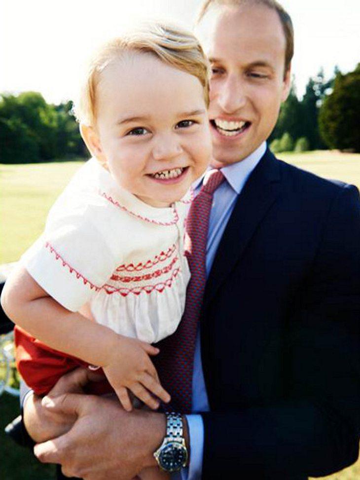 Prinz George wird zwei Jahre alt!
