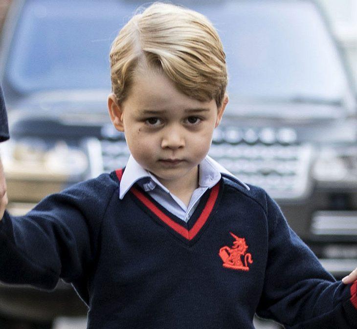Sollte Prinz George entführt werden?